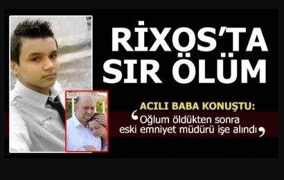 Rixos Antalya'da Şüpheli Ölüm!