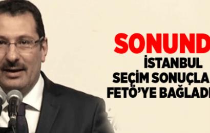 AKP Genel Başkan Yardımcısı Yavuz İstanbul Seçim Sonuçlarını FETÖ'ye Bağladı