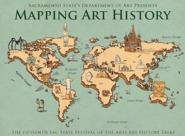 Sanat Tarihi Haritası