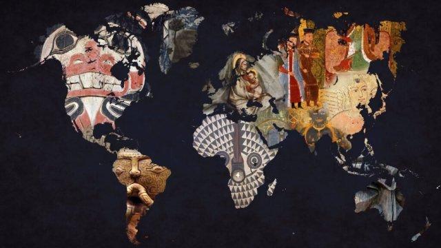 Dini İnançların Sanat İçerisinde Kısa Tarihçesi - A brief history of religion in art - TED-Ed