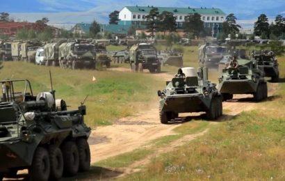Rusya'dan Dev Gözdağı: Çin ve Moğolistan da Katılıyor…!