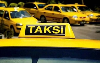 İstanbul'da Taksi Ücretlerine  Hatırı Sayılır Zam Yapıldı
