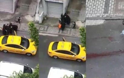 Taksici Doğum Yapan Hamile Kadını Aracından Attı!