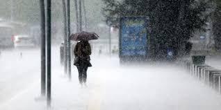 Meteoroloji'den Marmara İçin Kuvvetli Yağış Uyarısı!