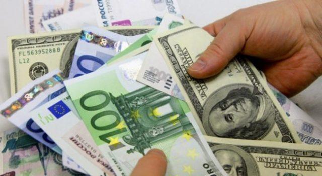 Fed'in Faiz Kararın'dan Sonra Dolar Ve Euro Dibe Vurdu