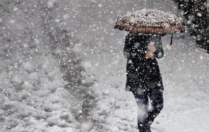 Meteorolojiden Kar Uyarısı Geldi