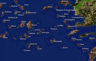 Yunanistan Adaları Silah Deposu Haline Getirdi.