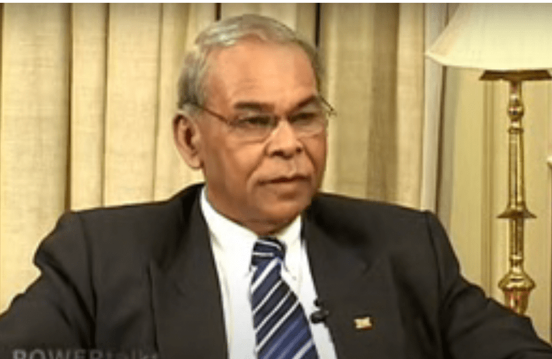 Thosapala Hewage Top Sri Lankan Civil Servant Passes Away In New Zealand Newstrails Com