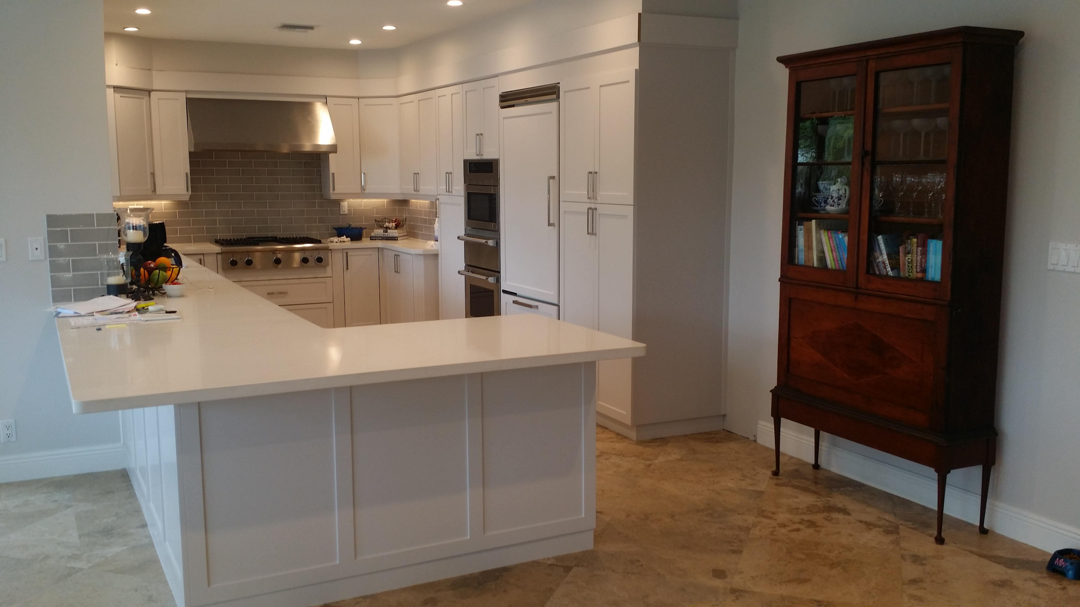 Best Kitchen Gallery: Before After Gallery New Style Kitchen Cabi S Corp of Custom Kitchen Cabinets Miami on cal-ite.com