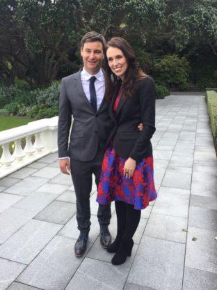 NZ Prime Minister, Jacinda Ardern announces pregnancy