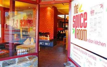 Spice Room restaurant, Wanaka (South Island)
