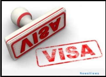 Indian deportee granted work visa