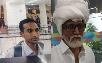 32-year-old dresses up as 81-year-old to sneak to US, gets busted at Delhi airport