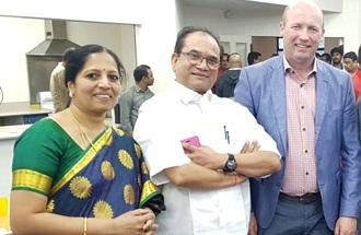 Waikato Telugu community felicitates Bala Tikkisetty