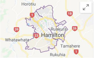 Hamilton growing 30% faster than national average