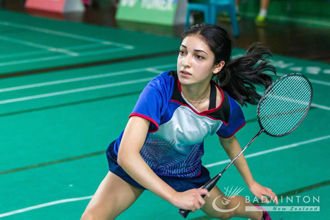 Young shuttler, Amreen dreams for a spot in Olympics