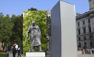 London saves Churchill's statue from vandals; was Hamilton council hasty?