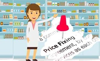 Pharmacy fined for price-fixing of prescription items