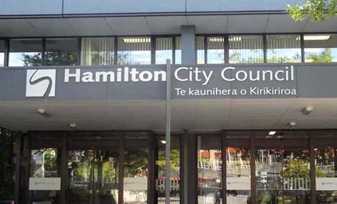 Council bldg. closed until midday due to bomb threat