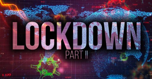 BEWARE! The Second Covid Lockdown Is Here - NewsWars