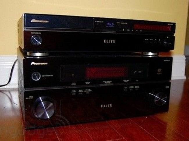 Pioneer BDP-95FD Blu-Ray Disc