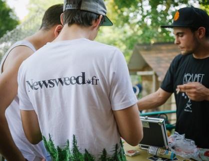 Newsweed à la Secret Cup