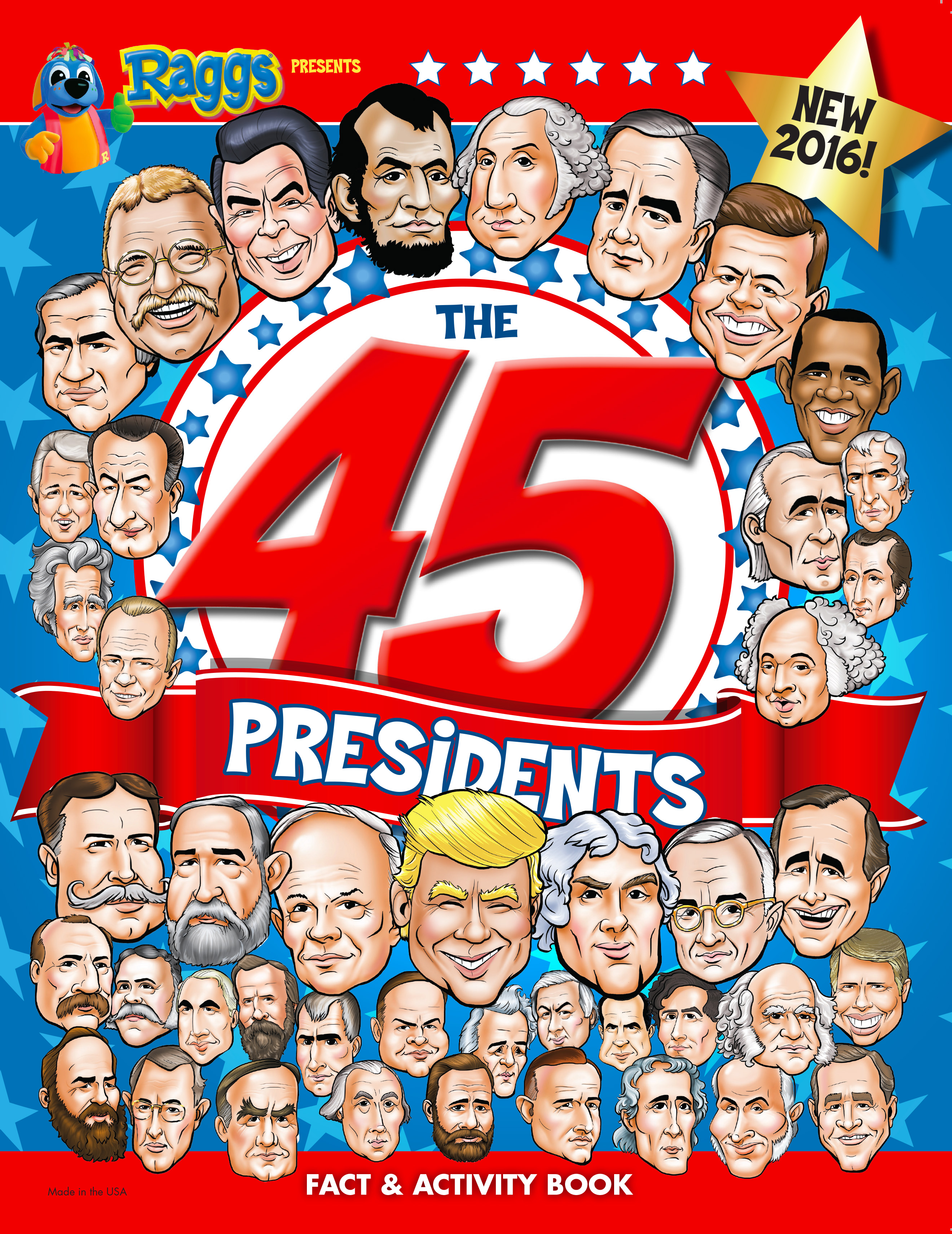 The 45 Presidents New Song Music Video And Activity
