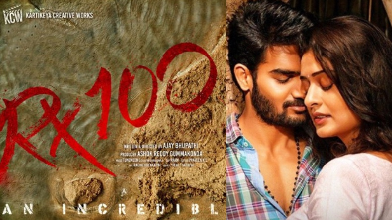 Telegu film 'RX 100' is the upcoming Bollywood remake movie