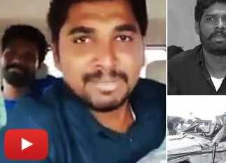 krishna-accident-live-video