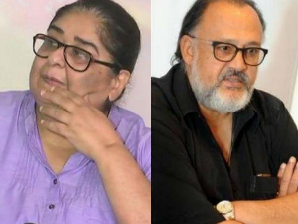 MeToo Vinta Nanda Complaint Mumbai Police Filed FIR Against Alok Nath