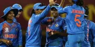 indian women cricket got hatrick in women's t20 world cup