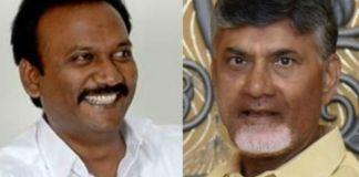 chandrababu-failed-to-convince-mla-amanchi-krishna-mohan