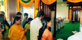 jagan house opening ceremony, newsxpress.online