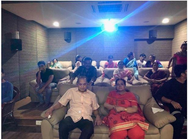 krishna watch the maharshi