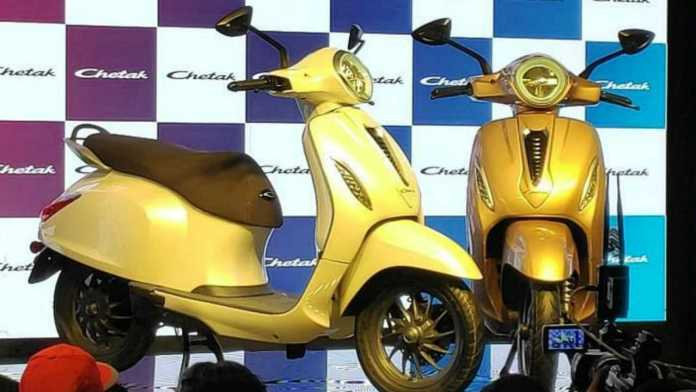bajaj-auto-unveils-chetak-electric-scooter