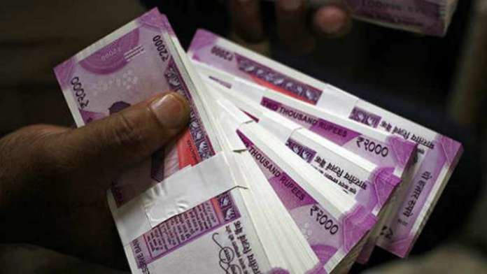 SBI starts not to filling 2000 rupee notes in atms