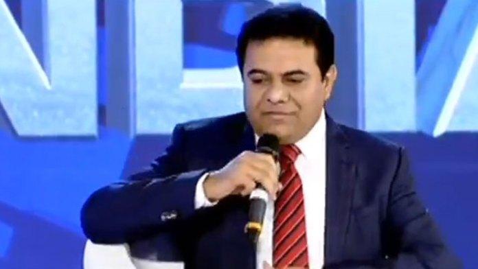telangana-minister-ktr-criticise-demonitisation-decision-taken-by-modi-govt