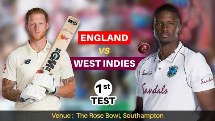 england-vs-west-indies-1st-test-match-for-the-first-time-in-its-history-without-audience