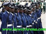 2014/2015 Admission into Air Force Military School