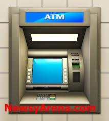 How to transfer money using ATM (Image)