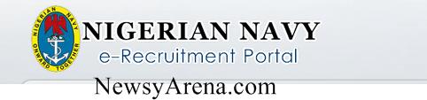 Nigerian Navy 2014 2015 recruitment Potal