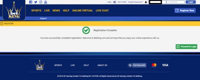 betking registration image 3