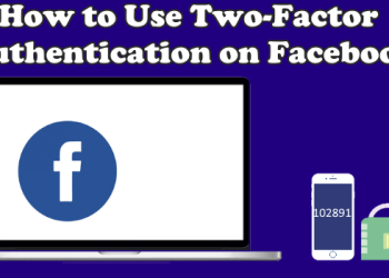 Setup Facebook Two Factor Authentication