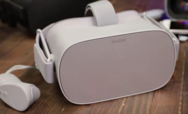 Oculus Go - Comfortability of Use