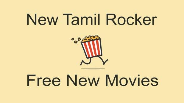 New Tamil Rocker Organization Logo