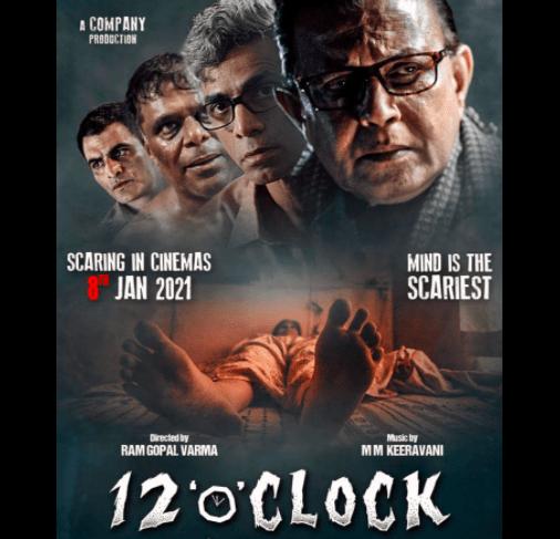 12 O' Clock Movie (2021) Download + Watch Online   Hindi   pDVDRip