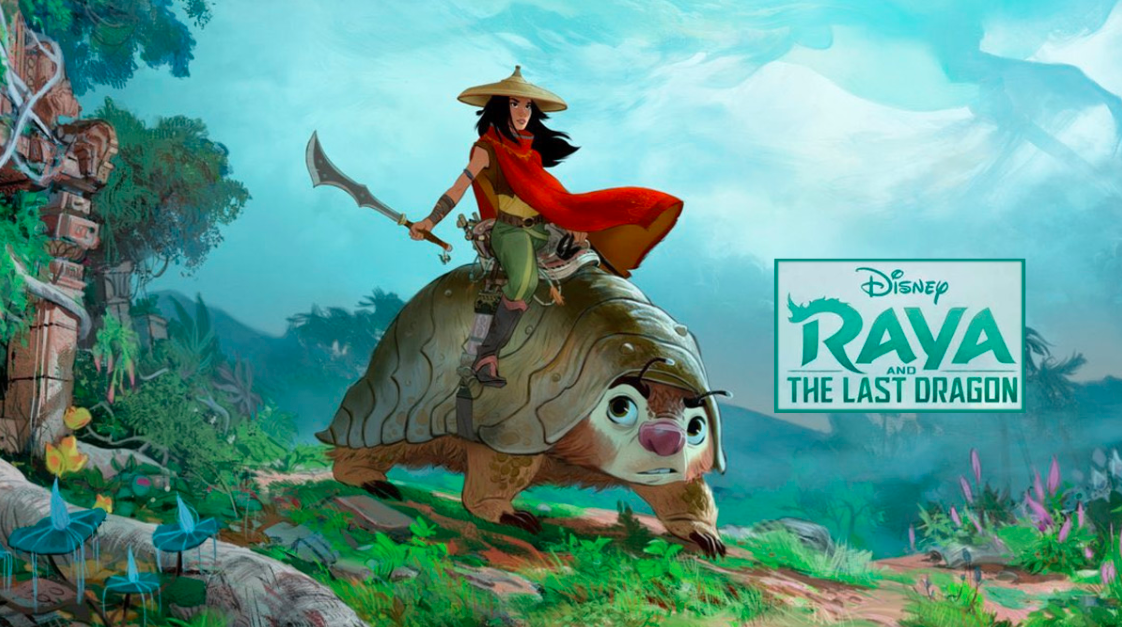 Raya And The Last Dragon Movie (2021) Download + Watch Online | English | 480p | HDrip