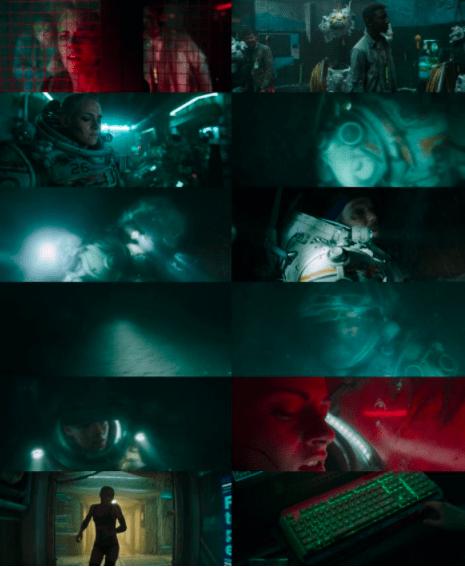 underwater movie sample