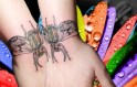 Capricorn beetles tattoo - Tatouage Capricorne