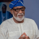Stakeholders task Akeredolu on education sector development